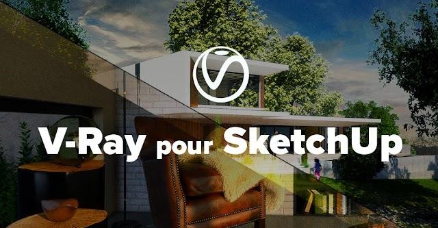 Vray 3.6 pour Sketchup - Les fondamentaux