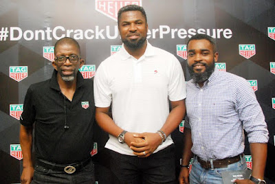 TAG Heuer opens new luxury boutiique in Abuja
