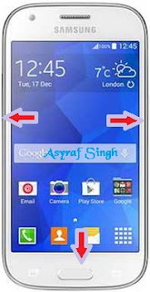 Root Samsung Galaxy Ace 4