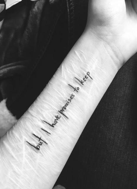 Tatto Cewek Masa Kini