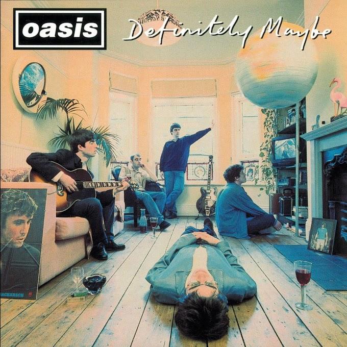26 años de 'Definitely Maybe', de Oasis