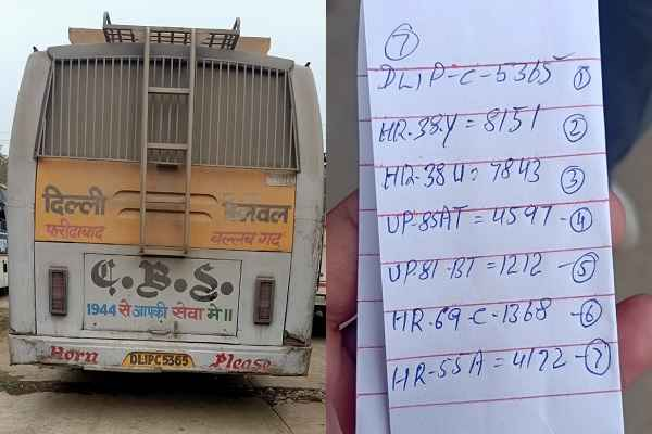 ballabhgarh-illegal-buses-caught-by-minister-moolchand-sharma