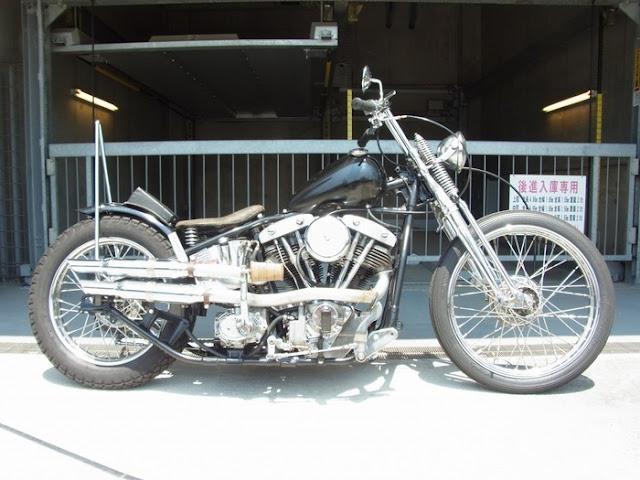 Harley Davidson Shovelhead By Hawgholic Hell Kustom