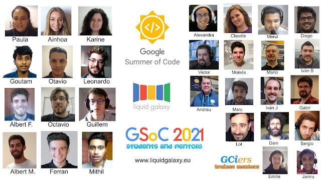 Becas Google por décimo año para el Liquid Galaxy LAB de los Laboratorios TIC del Parc Científic de Lleida