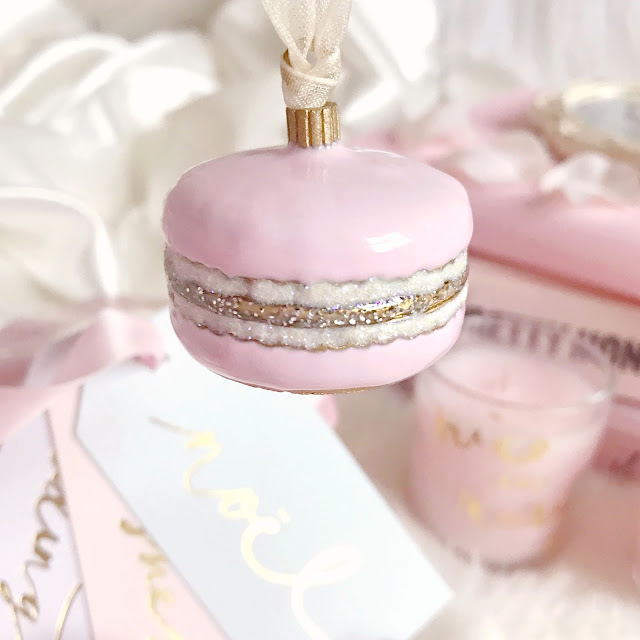 Accessorize | Pink Macaron Christmas Tree Decoration