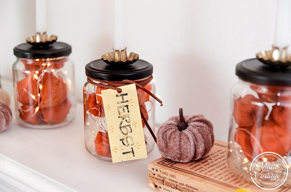 Kerzenglas aus Marmeladenglas selbermachen