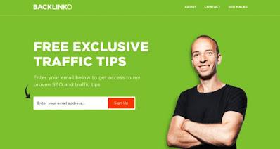 Backlinko SEO Blog