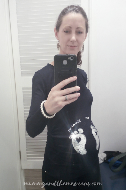My Mexican Pregnancy Update At 25 Weeks Baby On Board Sweater