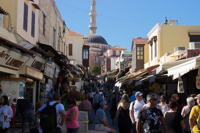 Rhodos, Rhodos Stadt, Markt