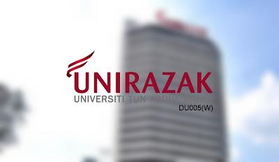 Permohonan UNIRAZAK 2020 Online (Universiti Tun Abdul Razak)