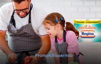 Logo Concorso e Raccolta punti  ''Regina in Famiglia '' :come funziona gratis e con acquisto