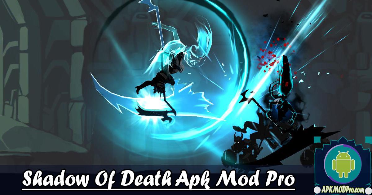 Download Shadow of Death: Dark Knight - Stickman Fighting MOD APK (Gratis & Mod God Mode)