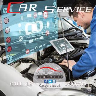 كيفية الحفاظ السيارة باستخدام معدات