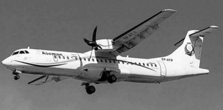 All 65 aboard plane feared dead in crash in southern Iran