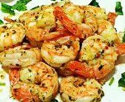 SPICY SHRIMP WITH REMOULADE SAUCE