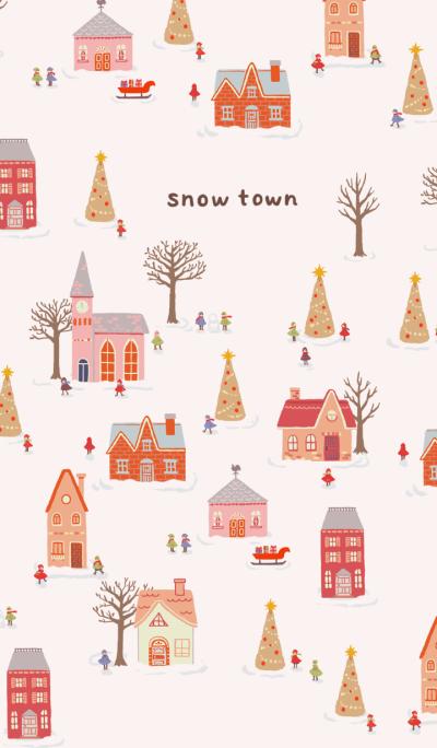 snow town*
