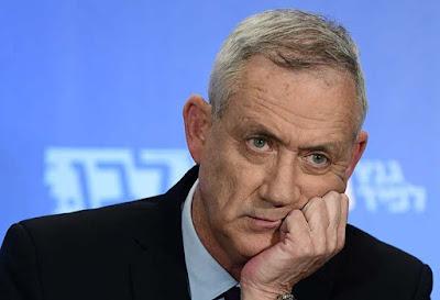 Gantz e Azul  & Branco rejeitam a oferta de Netanyahus pela unidade
