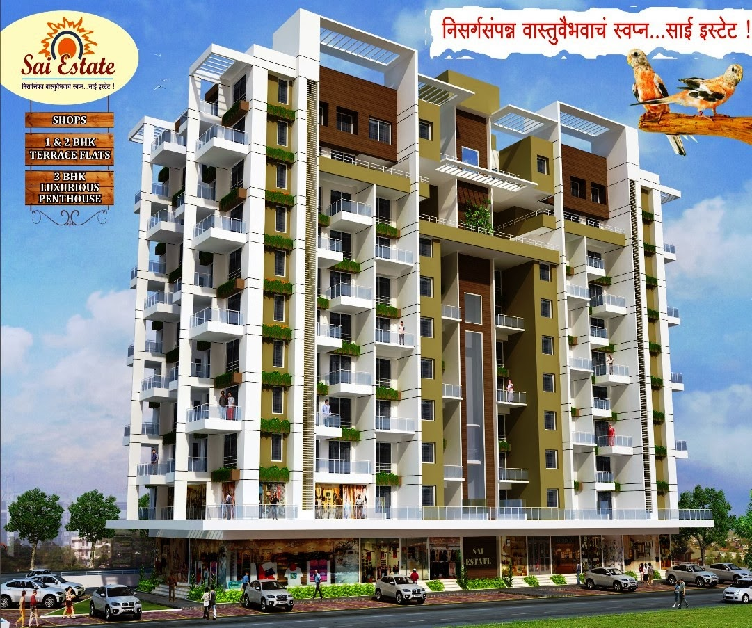 multistorey apartment in kolhapur