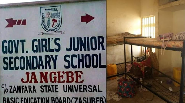 Seven of the 317 abducted Zamfara schoolgirls escapes from their abductors