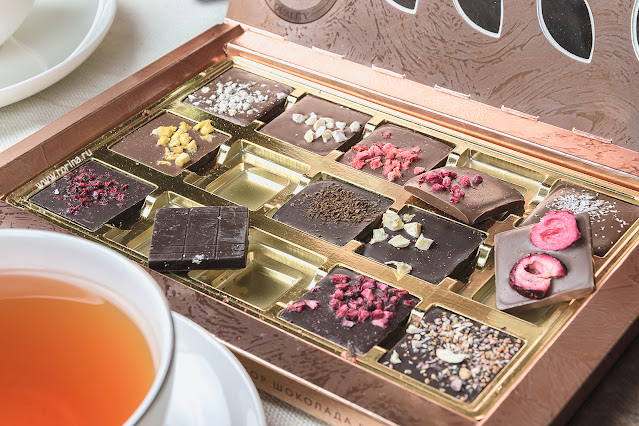 Шоколад ручной работы без сахара: фото