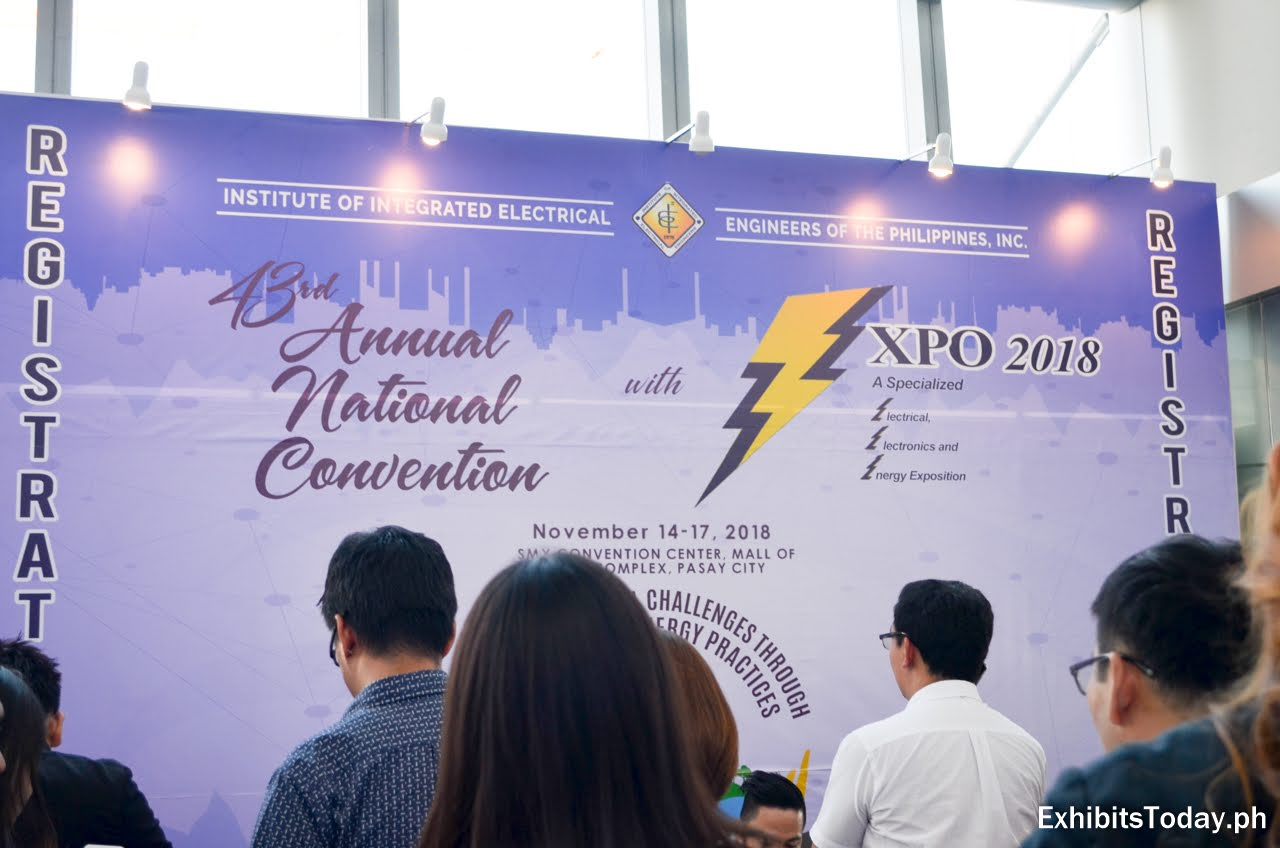 The 43rd IIEE Annual National Convention with 3 Expo