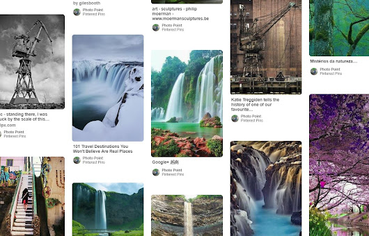 Catalog of Sites: Pinterest Boards
