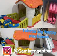 Tobebe Big Happy Playhouse