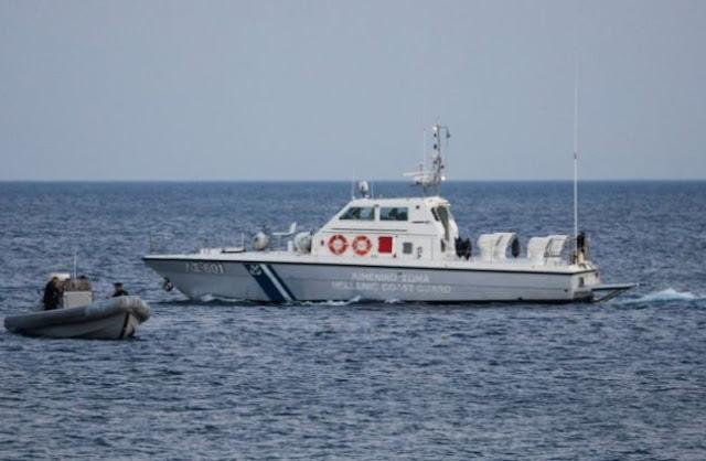 Παρενόχληση από την τουρκική ακτοφυλακή κατήγγειλε Έλληνας ψαράς