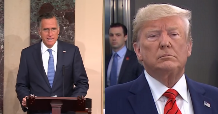 Mitt Romney Strikes Again, May Scuttle Biden, Burisma Subpoena's And Derail Senate GOP Investigation