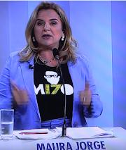 TRE libera Maura Jorge para realizar atos de pré-campanha em Lago da Pedra