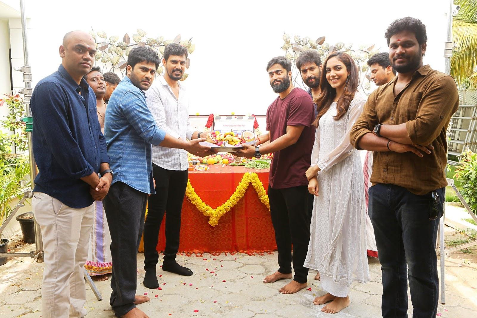 Sharwanand and Ritu Varma starrer Tamil-Telugu bilingual