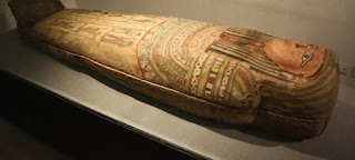These is Egypt Mummy
