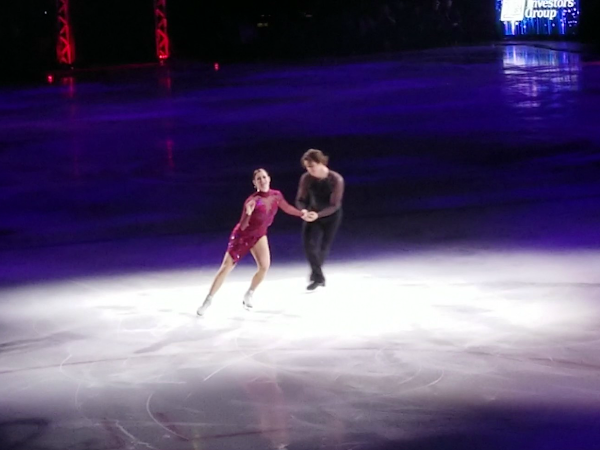 Let's Discuss: The Emotions Of Tessa Virtue And Scott Moir Retiring