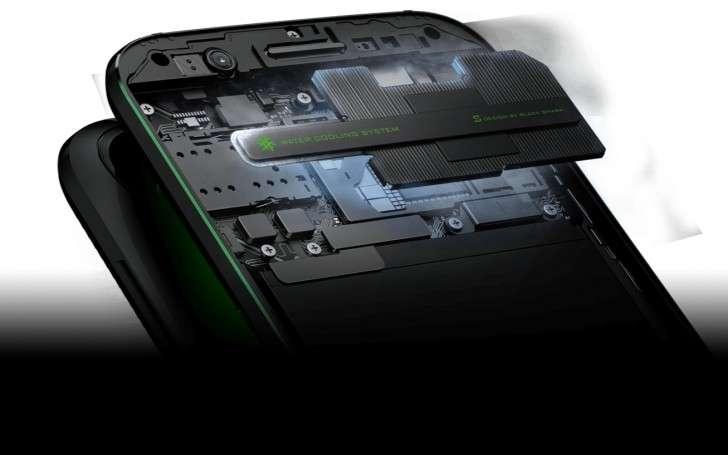 Xiaomi Black Shark Liquid Cooling System