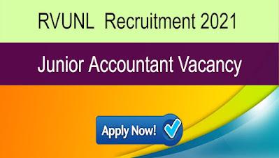 rvunl various vacancy recruitment 2021