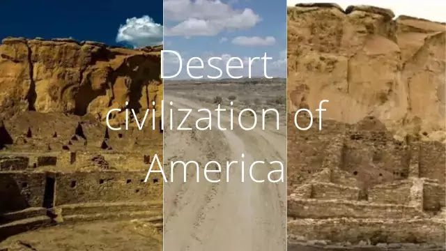 News 'A mysterious desert civilization of America'
