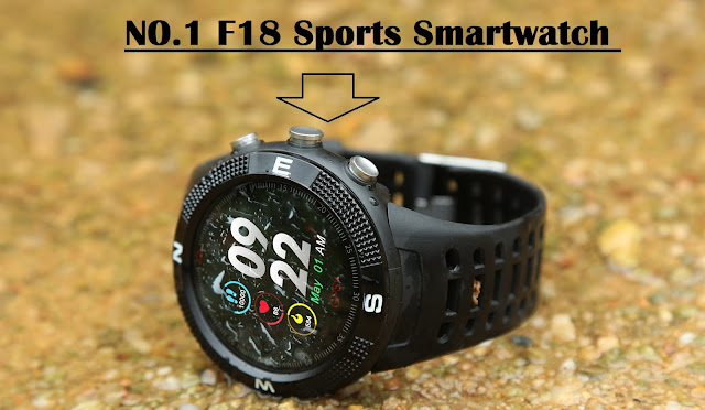 NO.1 F18 Sports Smartwatch Specs,price,Features