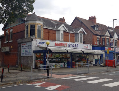 Market Store in Burnage, Manchester