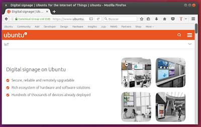 Comunicación digital en Ubuntu