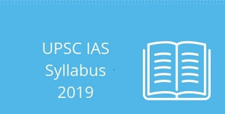 upsc syllabus 2019 pdf download