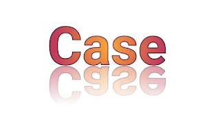 What Is Case in Grammar, Case in English