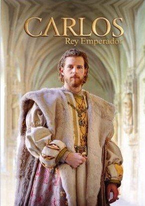 Séries para aprender História de diversos países - Carlos Rey Imperador/Espanha