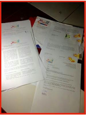contoh surat tanda tangan kontrak MatahariMall