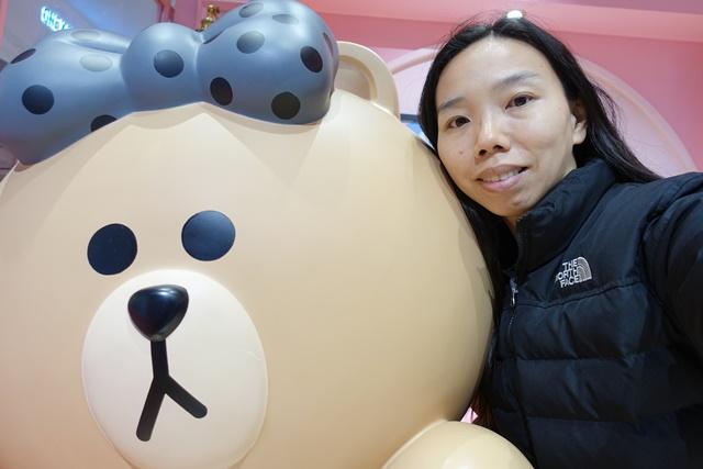 【台北】LINE主題Cafe~熊美咖啡館