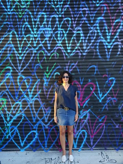 Murales en las calles de Wynwood