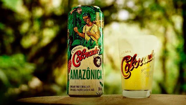 cerveja, colorado, amazônica, garrafa, copo