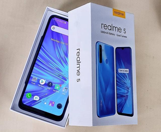 Realme bisa upgrade Android 10 - IG