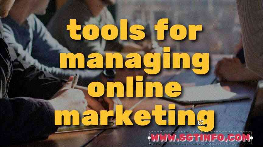 The best website and tools to help you run your online marketing business