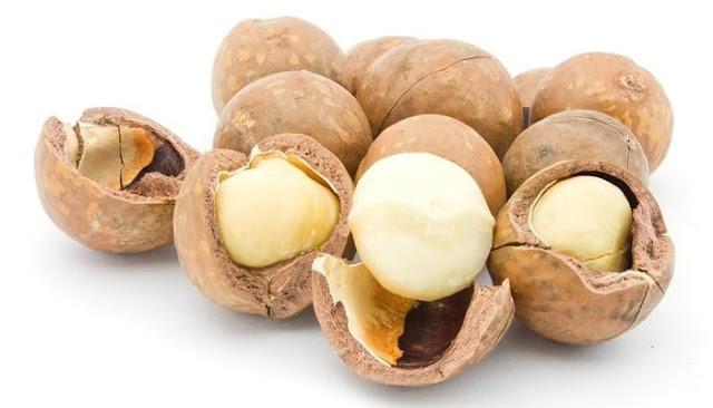 tips kulit sihat cantik, cara cantikkan kulit, khasiat macadamia, manfaat kacang macadamia