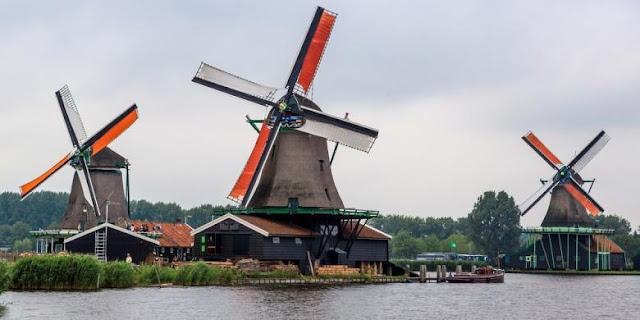 Danh sách trường cấp học bổng du học Hà Lan 2016